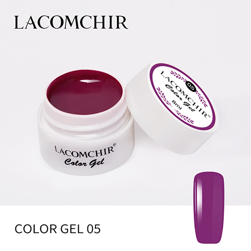 Фотография Lacomchir Color Gel 05, 8 мл