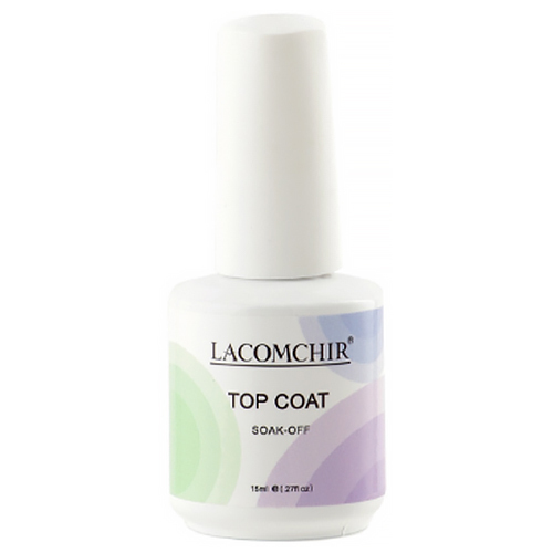 Фотография Lacomchir Top Coat, 15 мл