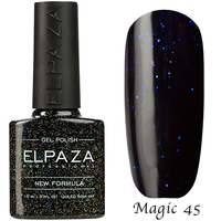"Гель-лак Elpaza Magic Glitter ""Галактика"" 45 (10 мл)"