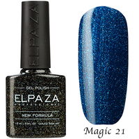 "Гель-лак Elpaza Magic Glitter ""Сияние"" 21 (10 мл)"