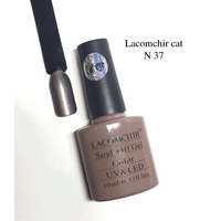 Гель-лак Lacomchir Cat Eye №37, 10 мл