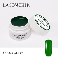 Lacomchir Color Gel 06, 8 мл