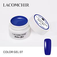 Lacomchir Color Gel 07, 8 мл
