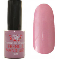Гель-лак Tartiso French Manicure №08 (10 мл.)