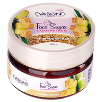 Сахарная паста для лица EvaBond Face Sugar (универсальная) 105 гр