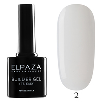 Builder Gel Elpaza it's easy № 02, 15 мл
