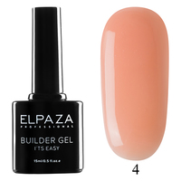 Builder Gel Elpaza it's easy № 04, 15 мл