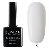 Builder Gel Elpaza it's easy № 05, 15 мл