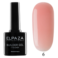 Builder Gel Elpaza it's easy № 06, 15 мл