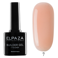 Builder Gel Elpaza it's easy № 07, 15 мл