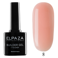 Builder Gel Elpaza it's easy № 08, 15 мл